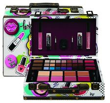Beauty Case 48 PIECE Make-up Sets Case Ideal For Teenage Christmas Gift UK New