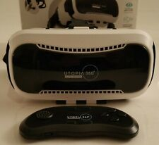 New UTOPIA 360 Elite Edition Virtual Reality Headset with Bluetooth