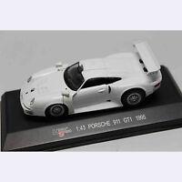 1:43 Car Model 80089 PORSCHE 911 GT1 1995 - WHITE