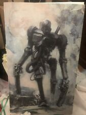 Badbot Popbot 3A ThreeA OG 1/6 Scale Figure Black Kitty Underverse Ashley Wood