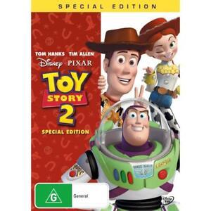 Toy Story 2 (DVD, 1999) PAL Region 4 (1-Disc Special Edition) Disney / Pixar NEW