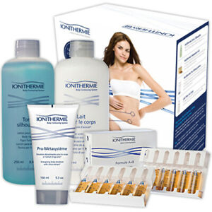 Ionithermie 12 Day Body Contouring System  Expiration date 2022