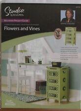 Studio By Sculpey Flowers & Vines - Donna Dewberry #Item St1107
