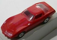 1979 Chevy Corvette Hard Top Promo Red AMT ERTL