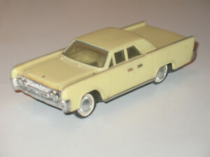 Ideal Motorific Classic Lincoln Continental with chassis and motor