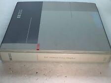 HP 70004A Color Display Operation Manual  P/N 70004-90031