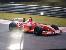 Photo Marlboro Ferrari F2002 2002 #1 Michael Schumacher (GER) Spa #3
