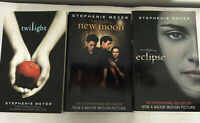 Twilight Book Bundle New Moon Eclipse Collectable Covers Paperbacks