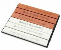 4Pcs Knife Sharpening Stones for  Sharpening System [M_M_S]