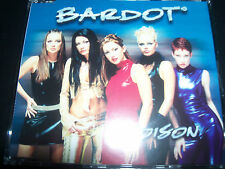 Bardot Poison Rare 5 Track Australian CD Single – Like New