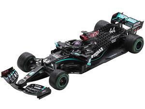 MERCEDES-AMG F1 W11 EQ #44 HAMILTON WINNER F1 TURKISH GP 2020 1/18 SPARK 18S567