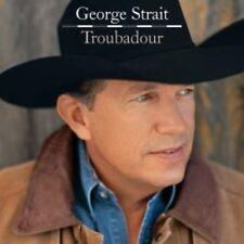George Strait - Troubadour [New CD]