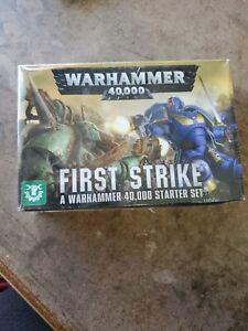 First Strike warhammer 40k 40,000 Starter Set NEW