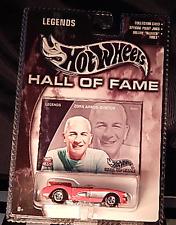 '58 Corvette Zora Arkus-Duntov Hot Wheels Hall of Fame Legends