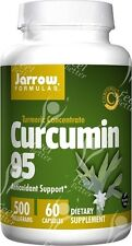 Jarrow Formulas, Curcumin 95 - 500mg x60caps - Kurkuma Konzentrat