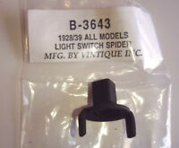 Ford Light Switch / Lightswitch Spider 1928-1939 All Models