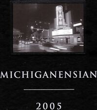 2005 University of Michigan Yearbook - The Michiganensian