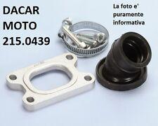 215.0439 INTAKE MANIFOLD POLINI FANTIC MOTOR CABALLERO 05 Minarelli AM6