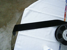 Velvet Ribbon - Samtband, schwarz 50 mm