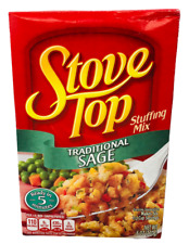 New listing Stove Top Stuffing Mix Traditional Sage 6 oz Dressing