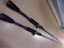 2 Abu Garcia Revo X Casting Rods 7 foot length Medium Heavy #Revoxc70-6