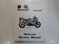 1998 1999 Kawasaki Ninja ZX-9R Motorcycle Service Repair Shop Manual FACTORY NEW