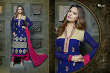 Indian Designer nice esha Semi Stitches Straight Cut Salwar Suit 312