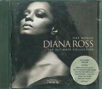 Diana Ross - One Woman The Ultimate Collection Cd Ottimo