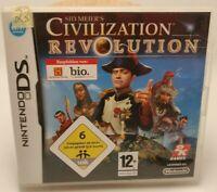 Sid Meier's Civilization Revolution DS, NDS, 3DS OVP und Anleitung CiB