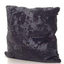 Cojín de color principal negro con 45 cm x 45 cm para el hogar