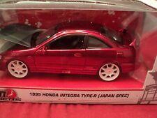 Jada  1995 Honda  (Acura) Integra   NIB 2019 release 1/24  scale ( japan spec)