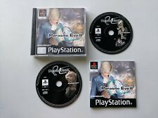 Parasite Eve II 2 - Playstation 1 PS1 - PAL - complete in box (CIB)