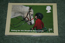 Royal Mail Stamp Cards PHQ 385 'Working Horses' 2014. Mint in Original Packet