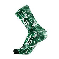 Bamboo Fibre Palm tree socks.Monstera socks.Indoor plants socks.