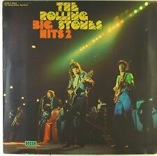 """12"""" LP - The Rolling Stones - Big Hits 2 - C549 - washed & cleaned"""