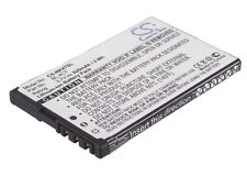 3.7V battery for Nokia 7210s, 7210c, 7212c, 7310c, 6600f, X3 Li-ion NEW