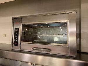 Eloma Gastro Drehspiessgrill Hähnchen Spiessbraten Haxen Grill aus Insolvenz