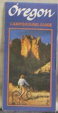 1993 Oregon Campground Guide