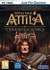 Total War Attila Tyrants & Kings PC Sega