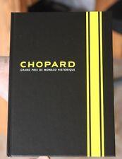 Historique Watch Book #3 Chopard Grand Prix De Monaco