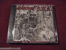 MISERY / PATH OF DESTRUCTION CD Assrash Code 13 Calloused Minneapolis MN crust
