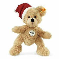Steiff 110795 Fynn Teddybär Weihnachten Beige Kuscheltier 24 cm Teddy Neu & Ovp