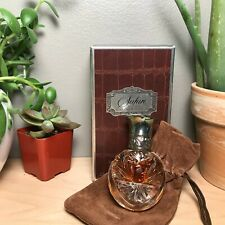 Safari by Ralph Lauren Parfum Purse Spray (refillable) 0.25 oz. / 7.5 mL NIB