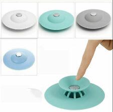 Adesivi per scarico doccia con filtro monouso universale per lavello 20pcs, Green copertura in carta per filtro a pavimento per bagno cucina WC adesivi per scarico doccia con filtro per capelli