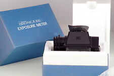 ZENZA BRONICA FOR EC SERIES TTL EXPOSURE METER WITH CASE MINT CONDITION TESTED