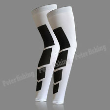 CFR Men Women Compression Socks Knee High Support Stockings Leg Thigh Sleeve UD