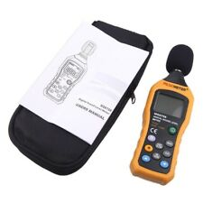 MS6708 LCD Digital Audio Decibel Sound Noise Level Meter Monitor 30~130dB Measur