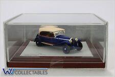Bugatti Type 38 Tourer Lavocat & Marsault 1926 ilario Chromes 1:43 Chro38
