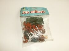 ELC. VINTAGE ZOO ANIMAL PACK. 23 PIECES. MADE IN HONG KONG. GREAT LOT.