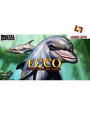 ECCO the tides of time steam Key pc game code téléchargement global [Livraison rapide]